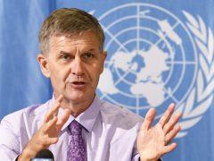 UN Environment Programme press conference