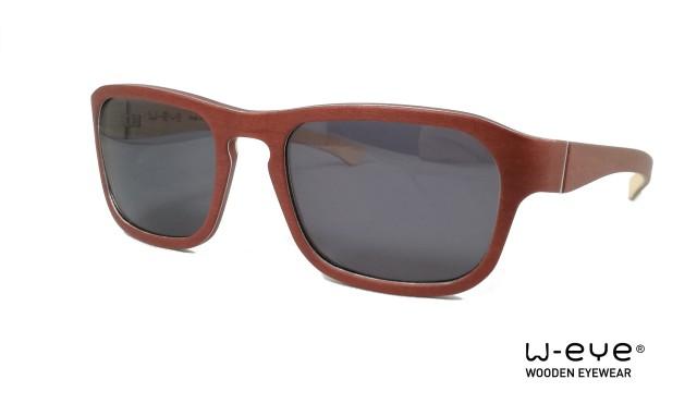 Gli occhiali in legno di alta gamma W-EYE